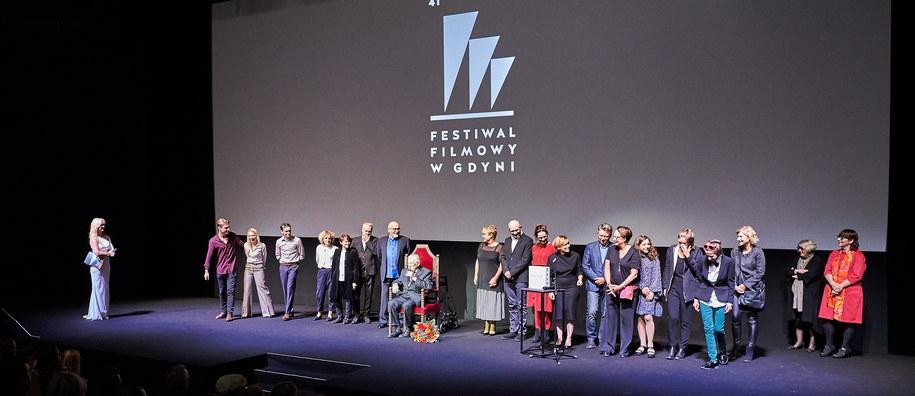 Festiwal Filmowy w Gdyni /Jan Dzban /PAP