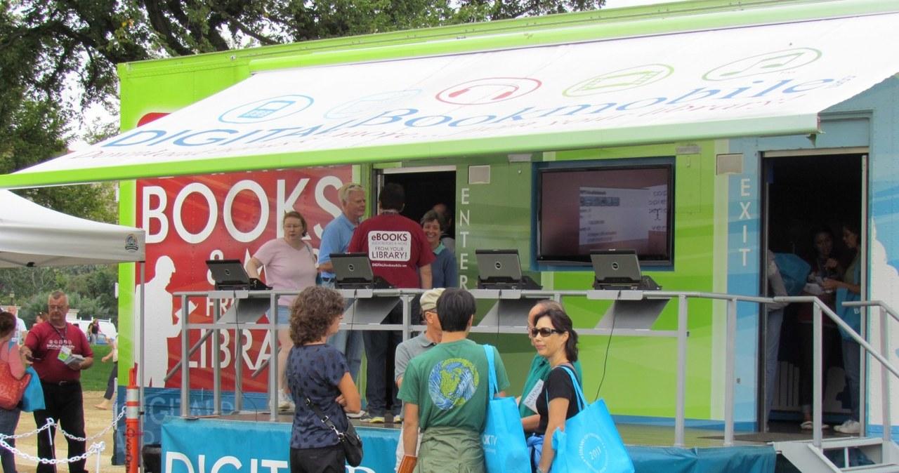 Festiwal książek w Waszyngtonie