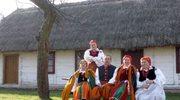 Festyn folklorystyczny w skansenie w Kłóbce