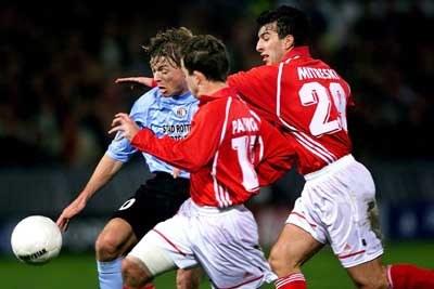 Feyenoord - Spartak 2:1