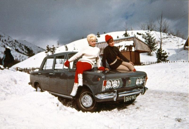Fiat 125, auto które zmieniło polskie drogi /