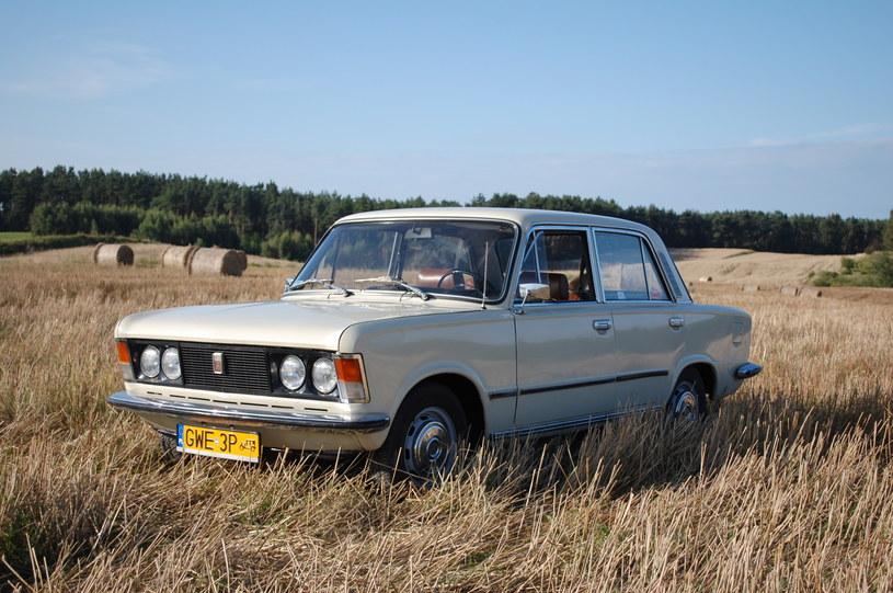 Fiat 125p /Adam Januszewski /