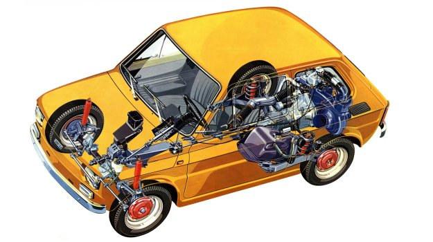Fiat 126 (1976) /Fiat