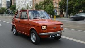 Fiat 126p - 40 lat minęło