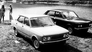 Fiat 132 - następca modelu 125