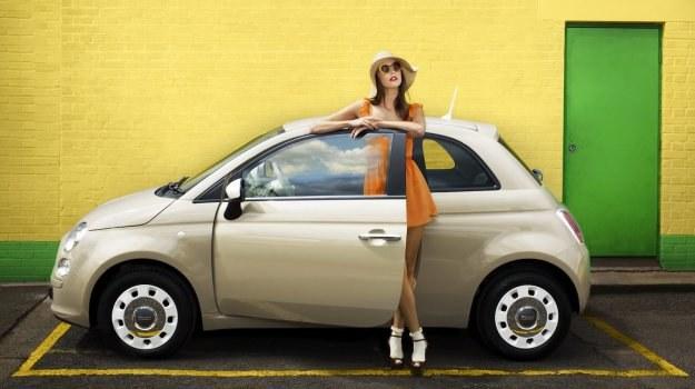 Fiat 500 Colour Therapy /Fiat