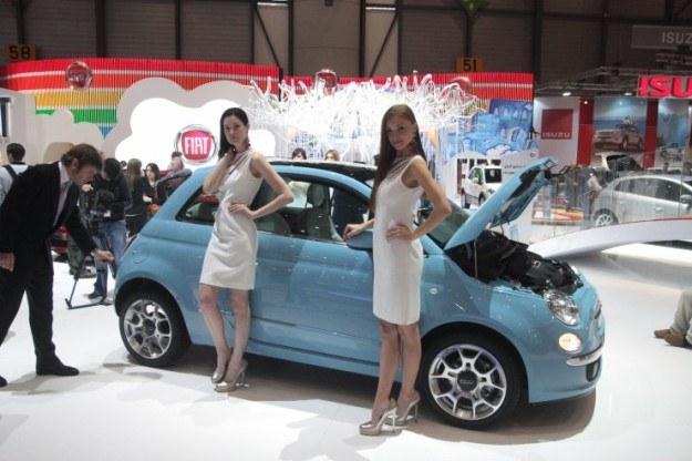 Fiat 500 dobrze sprzedaje się w Ameryce /INTERIA.PL