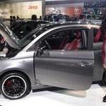 Fiat 500 EV w Bolonii