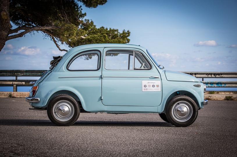 Fiat 500 I generacji /