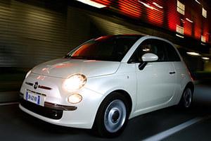 Fiat 500 / Kliknij /poboczem.pl
