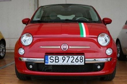 Fiat 500 / Kliknij /INTERIA.PL