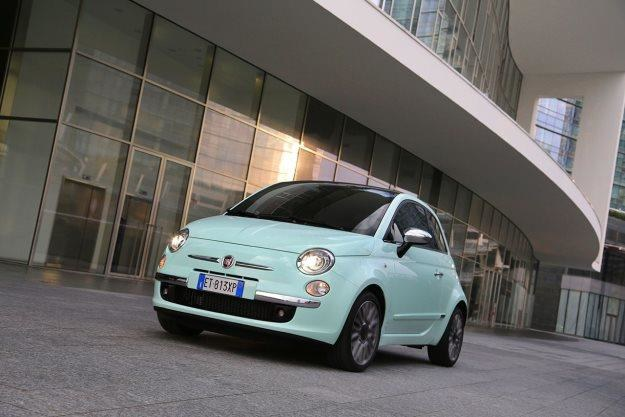 Fiat 500 wciąż jest bestsellerem /