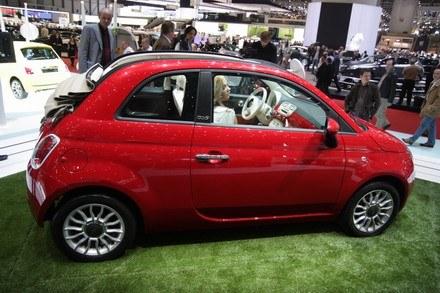 Fiat 500 /INTERIA.PL