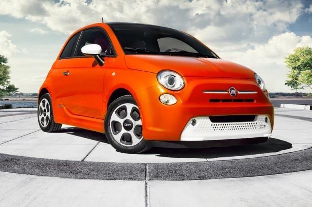 Fiat 500e /