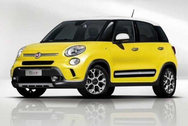 Fiat 500L /