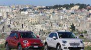 Fiat 500x City Look. Idealny towarzysz miejskich podróży