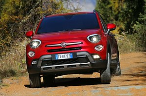 Fiat 500X Cross /