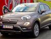 Fiat 500X Off-Road Look 1.4 Multiair AT9 AWD Cross Plus - test