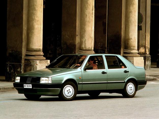 Fiat Croma I 1.9 TD - pierwszy diesel z turbo o zmiennej geometrii. 1.9 - 94 KM. /Fiat
