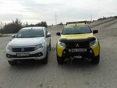 Fiat czy Mitsubishi?