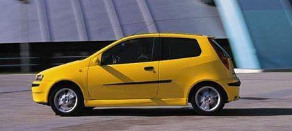 Fiat dla zakręconych! /INTERIA.PL