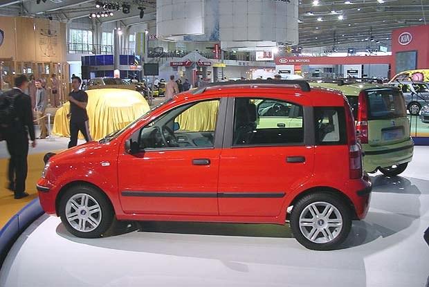 Fiat Gingo / kliknij /INTERIA.PL