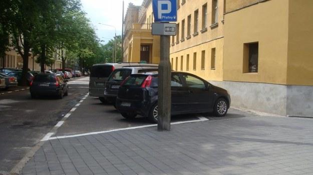 Fiat grande punto i mistrz parkowania