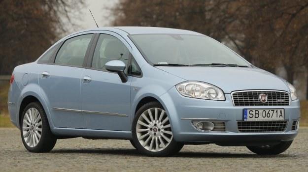 Fiat Linea (od 2007 r.) /Motor