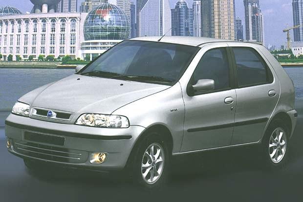 Fiat Palio 5-d (kliknij) /INTERIA.PL