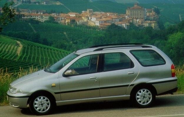 Fiat palio weekend /