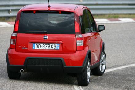 Fiat panda 100 HP / kliknij /INTERIA.PL