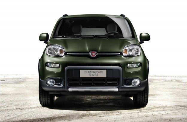 Fiat panda 4x4 /