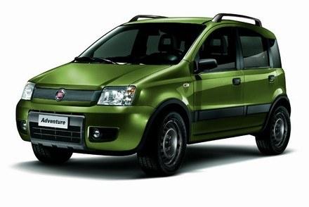 Fiat panda adventure /