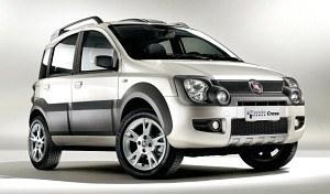 Fiat Panda Cross I generacji (2006-2012) /Fiat