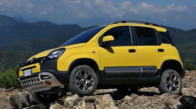 Fiat Panda Cross - kieszonkowy SUV /Fiat