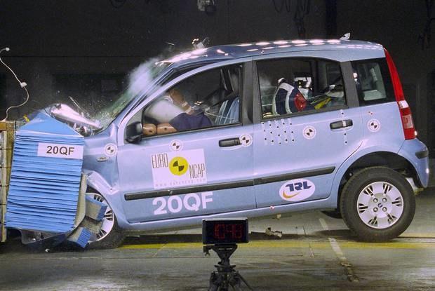 Fiat panda / Kliknij /INTERIA.PL