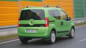 Fiat Qubo 1.3 M-Jet Trekking - test