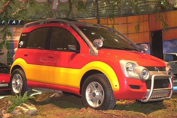 Fiat Simba / kliknij /INTERIA.PL