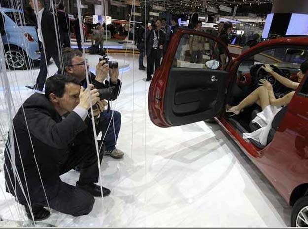 Fiat stał się niespodziewanie nader pożądaną partią /AFP