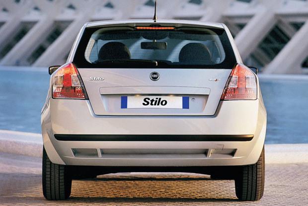 Fiat Stilo 3-d (kliknij) /INTERIA.PL