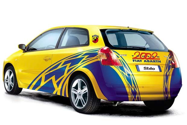 Fiat Stilo Abarth Rally (kliknij) /INTERIA.PL