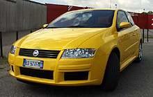 Fiat Stilo Abarth /INTERIA.PL