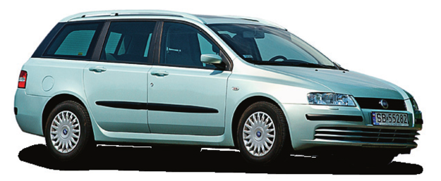 Fiat Stilo /Motor