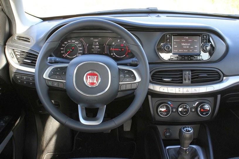 Fiat Tipo /INTERIA.PL