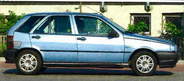 Fiat Tipo /Motor