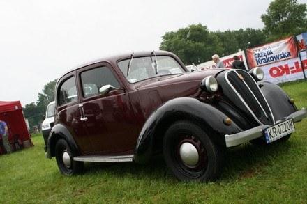 Fiat topolino /INTERIA.PL