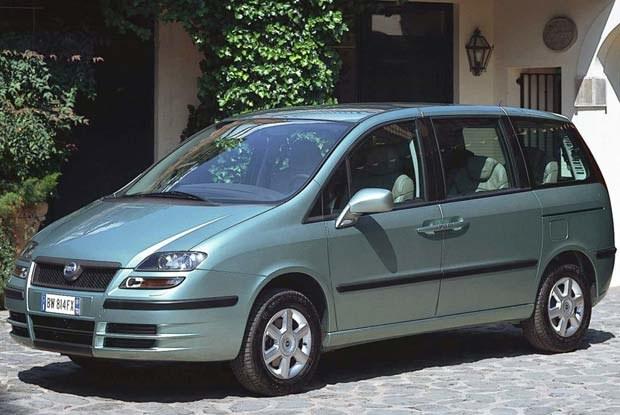Fiat Ulysse (kliknij) /INTERIA.PL