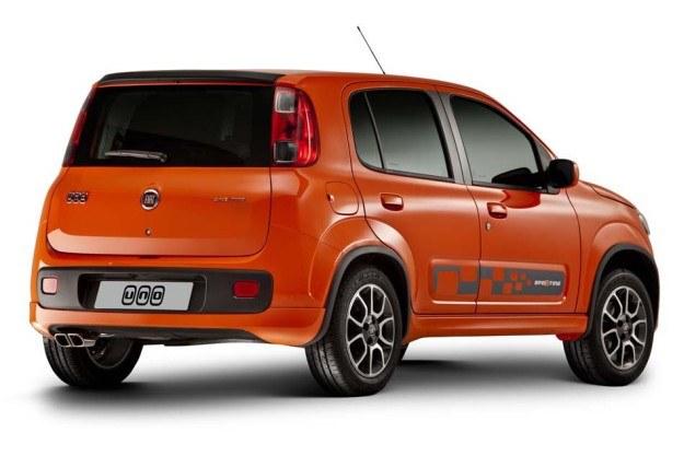 Fiat uno sporting /