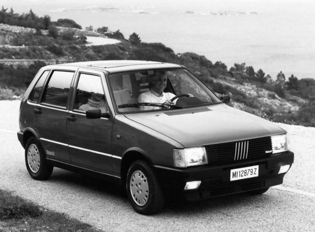 Fiat Uno Turbo D /Fiat