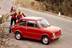 Fiat wskrzesi malucha!